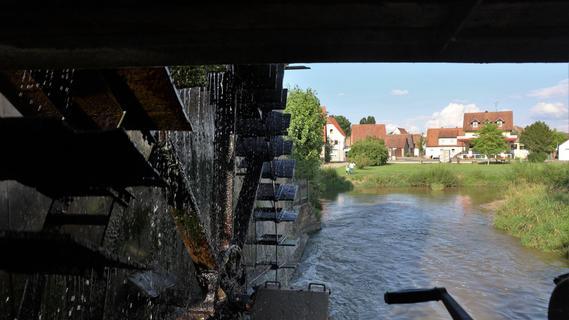 Die Gemeinde Mühlhausen und ein Mühlenbesitzer im Dauerclinch
