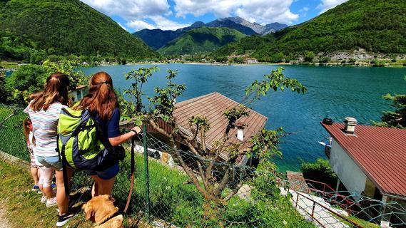 Geheimtipp im Trentino: Darum ist der Ledrosee ganz anders als der Gardasee
