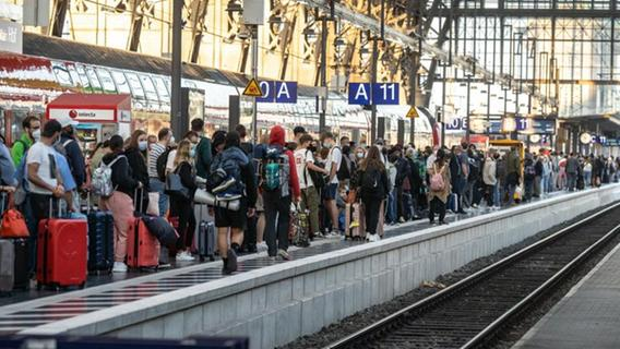 User-Umfrage: Ist der Bahnstreik gerechtfertigt?