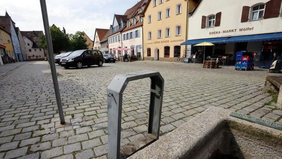 Keine Mülleimer mehr in Gräfenberg: Grüne kritisieren Bürgermeister