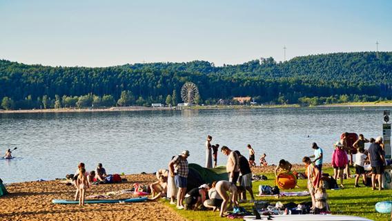 Pures Sommerfeeling im Fränkischen Seenland: Diese Bilder vertreiben das Fernweh