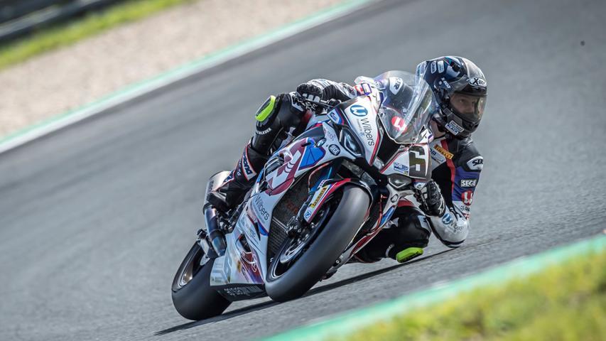Motorrad-Rennfahrer Fetz: