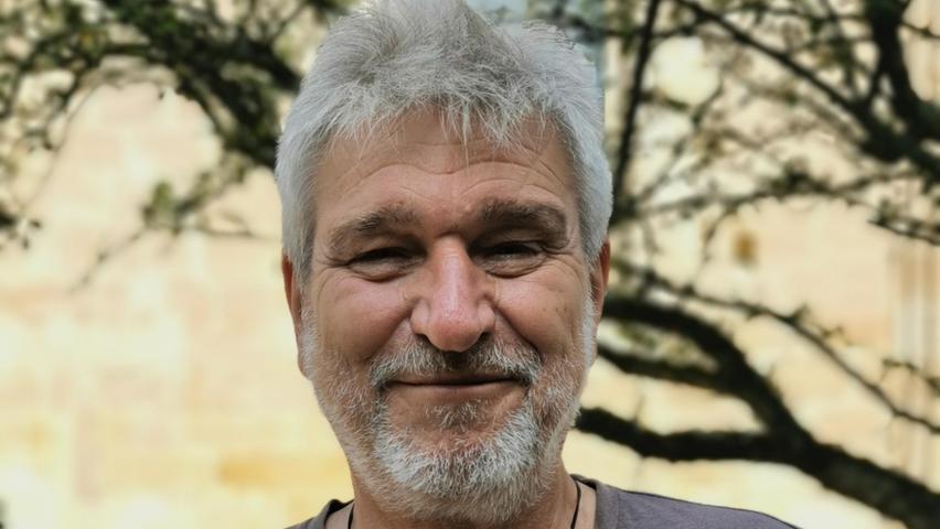 Hartmut Mosler (69) aus Forchheim gibt zu: