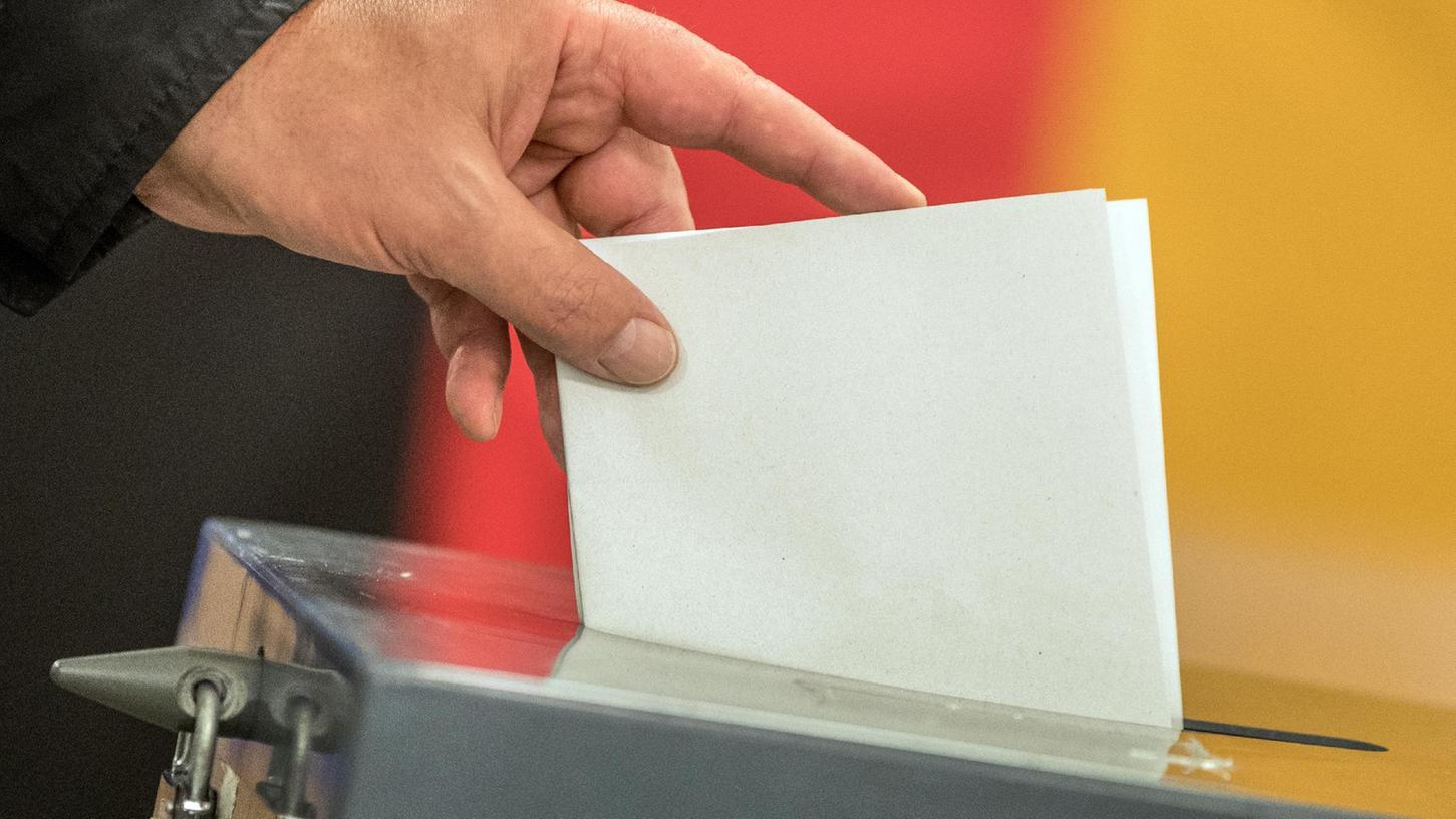 Die Bundestagswahl findet am 26. September 2021 statt.
