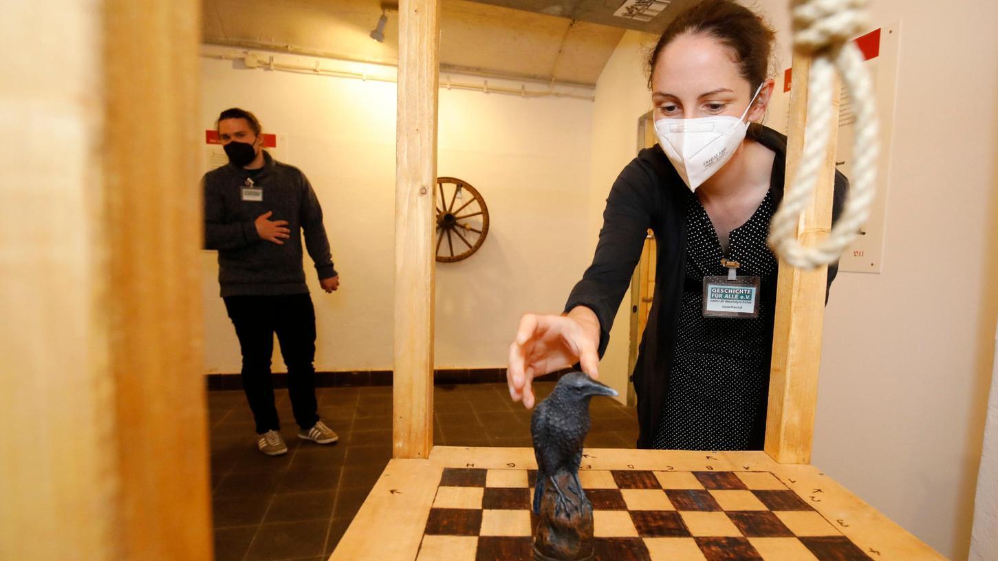 Spannungsfaktor hoch: Der Escape Room des Vereins