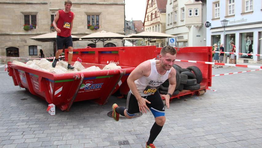 Rats Run in Weißenburg - heuer das etwas andere Spektakel