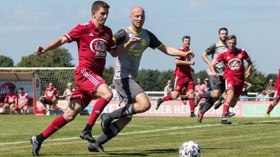 Der 1. FC Kalchreuth bestraft sich selbst