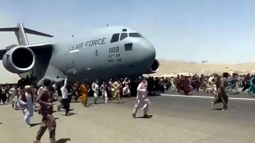 Afghanen aus Nürnberg sind entsetzt über Sieg der Taliban