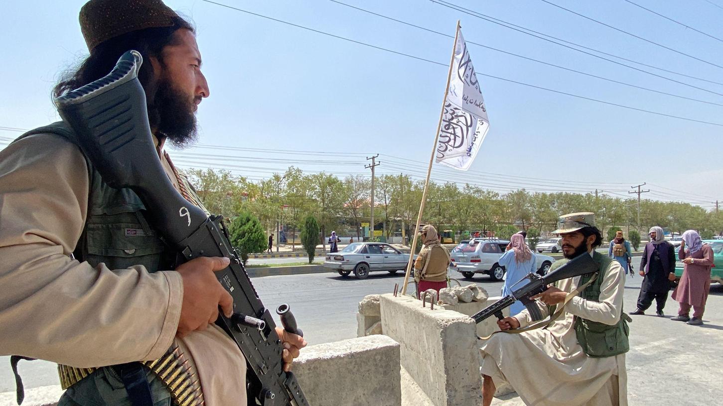 Nach zwei Jahrzehnten haben die Taliban Afghanistan wieder übernommen.