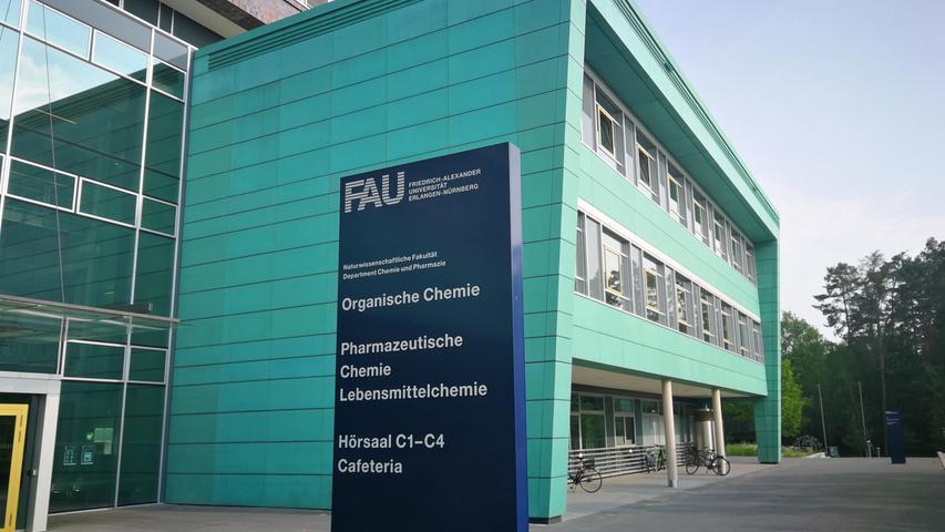Projekte für Studierende der FAU in Erlangen in Gefahr?