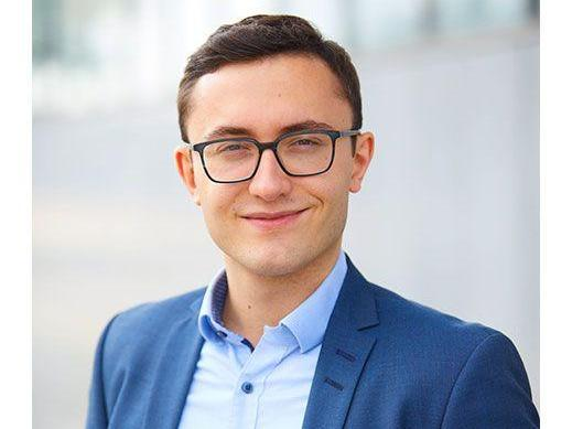 Marco Preißinger, FDP, Nürnberg, 24 Jahre, ledig, Fachinformatiker.