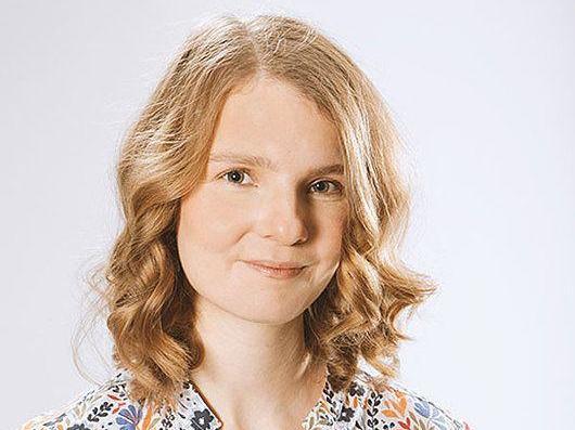 Kathrin Flach Gomez, Die Linke, Nürnberg, 34 Jahre, verheiratet, ein Kind, Kulturgeographin.