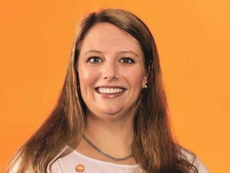 Claudia Zankl, ÖDP, Nbg.-Kornburg, 32, verheiratet, demnächst Mama, Projektmanagerin im Gesundheitswesen.