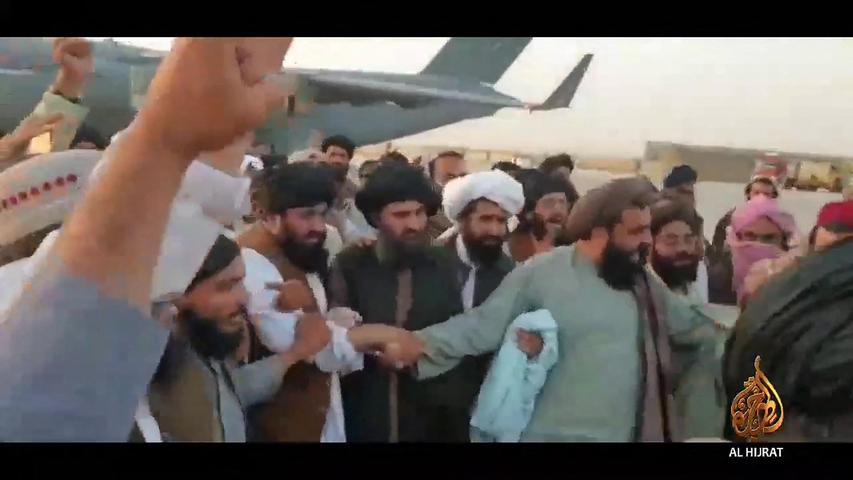 WM-Ausrichter Katar fliegt Taliban-Chef nach Afghanistan