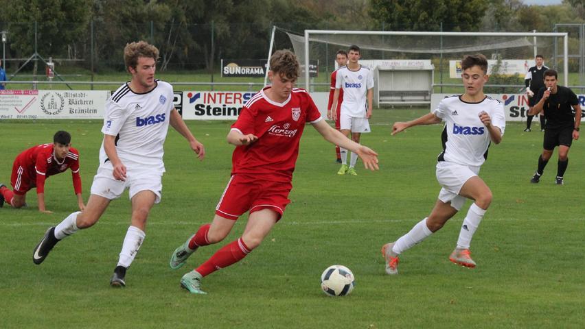 Absolutes Novum: TSV 1860 Weißenburg mit drei Teams in der Bayernliga