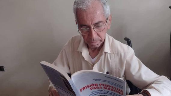 Flucht im Rollstuhl: Warum der Menschenrechtler Walter Marquez aus Venezuela floh