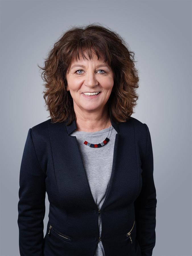 Martina Stamm-Fibich (SPD).