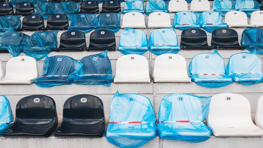 Corona-Maßnahmen in Stadien: Bayerns Bundesligisten erwägen Klage