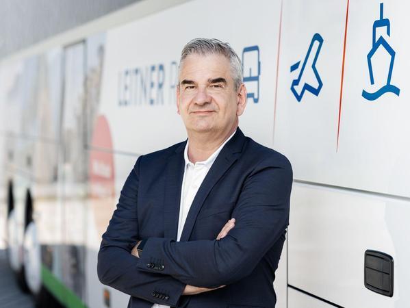 Geschäftsführer Christoph Führer hat die Entscheidung gut durchdacht.