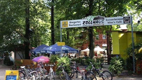 Biergarten Zollhaus Erlebnispark und Pension