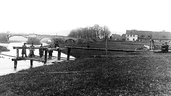 Fotorätsel: Die Brücke am großen Fluss