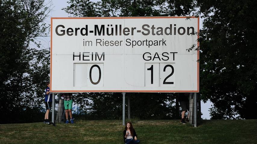 Nördlingen nimmt Abschied von Fußball-Legende Gerd Müller