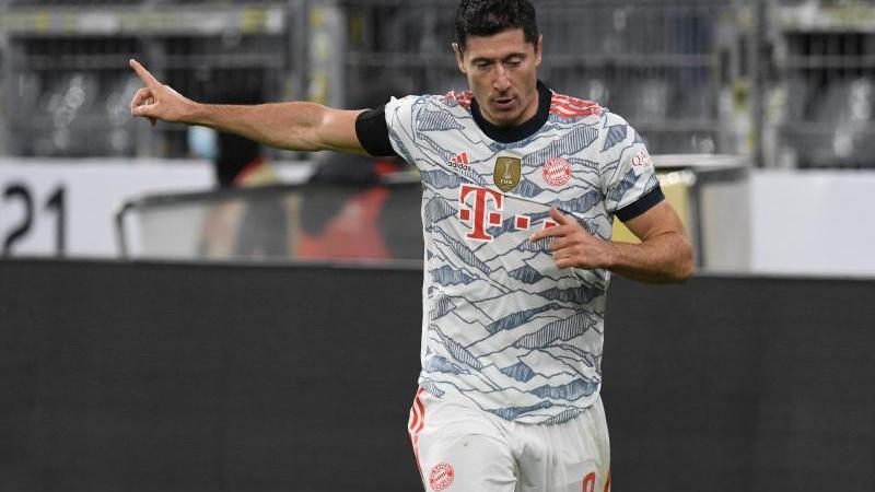 Läuft die Zeit von Superstar Robert Lewandowski wirklich beim FC Bayern München so langsam ab?