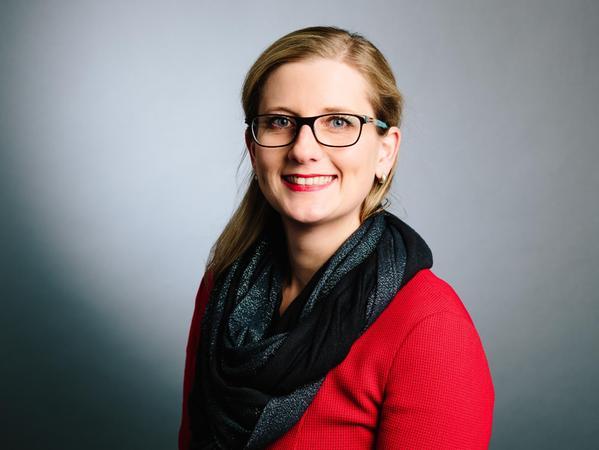 Kristine Lütke (FDP), 38 Jahre, Lauf.