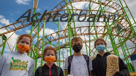 Nach der Flut-Katastrophe: Kinder aus der Eifel genießen Auszeit im NürnBärLand
