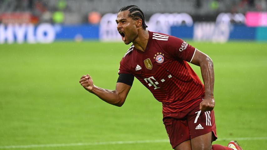 2:0, 2:2 - 3:2! Gnabry-Hammer erlöst Nagelsmann und FC Bayern
