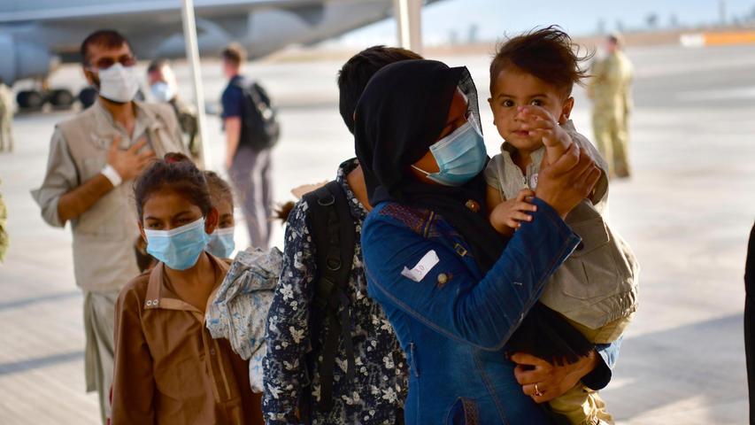 Deutsche Spezialkräfte retten Münchner Familie aus Afghanistan