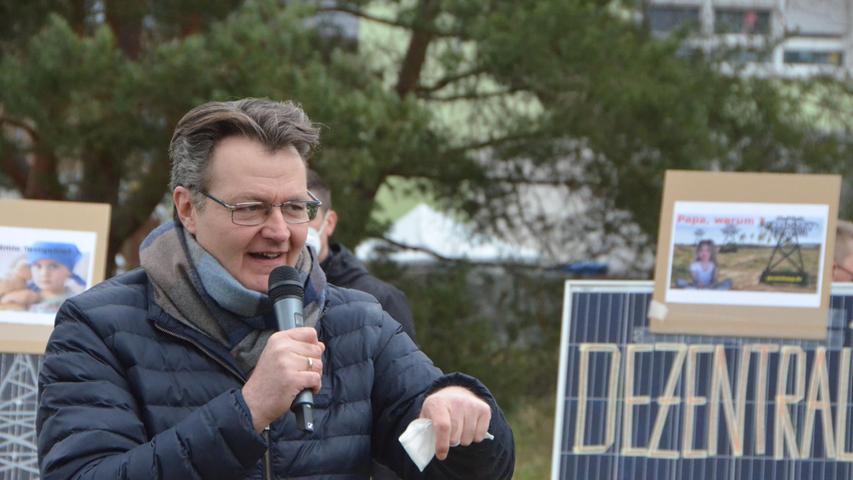 Für die CSU könne dieses Ergebnis nicht zufriedenstellend sein, sagt Michael Frieser. Ob das schlechte Abschneiden der Union auch an Kanzlerkandidat Armin Laschet gelegen habe, mag er so eindeutig nicht beantworten.