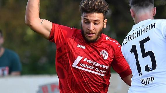 Wie AC-Milan-Talent Meleleo bei Landesligist Vach landete