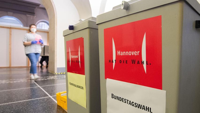 Das sind die Ergebnisse aus dem Wahlkreis Nürnberg-Süd