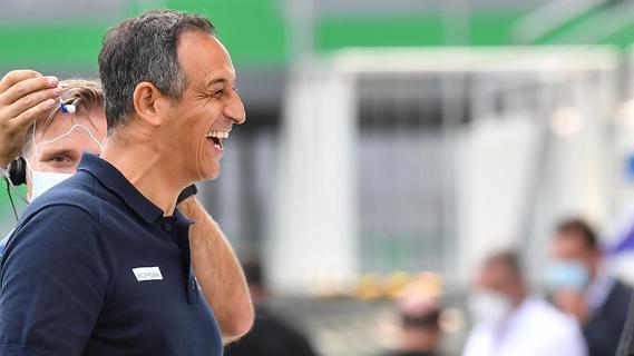 Fürther Flachpass: Rachid Azzouzi über Transfers und den Saisonstart