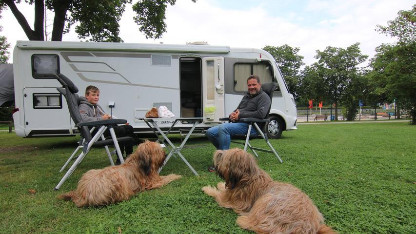 Erlebnis mit Zelt und Reisemobil: Platzbetreiber in der Region erzählen
