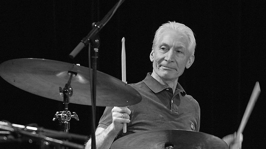 Charlie Watts, der Schlagzeuger der legendären Rolling Stones, verstarb am 24. August im Alter von 80 Jahren in London.