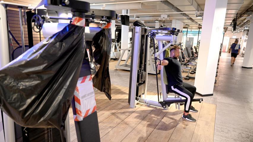 Testpflicht im Fitnessstudio: Darf man deshalb frühzeitig kündigen?