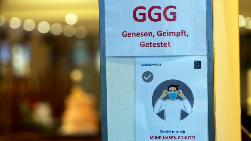 3G-Regel in Gunzenhausen: