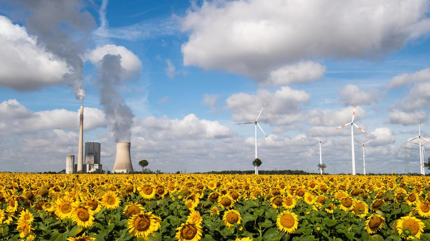 Umstrittene Praxis: Auch klimaneutrale Unternehmen stoßen weiter CO2aus, kompensieren dieses aber durch Projekte in Entwicklungsländern.