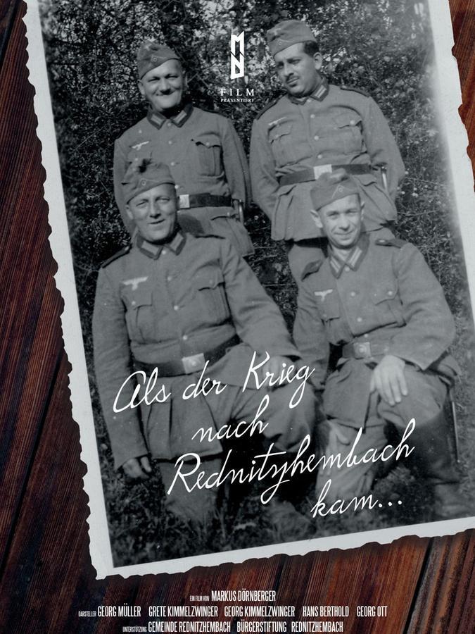 Das Originalplakat zum Film
