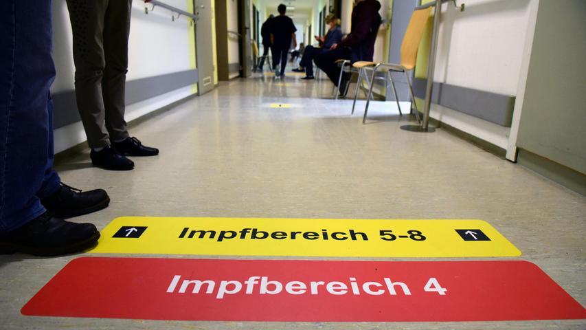 Drittimpfungen in Fürth starten: Wer ist jetzt dran?