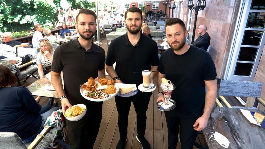 Direkt an der Pegnitz: Neues Restaurant in der Satzinger Mühle