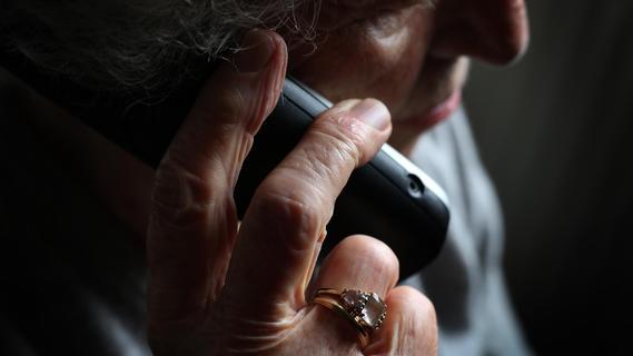 Senioren als Opfer: Schockanrufe in Allersberg