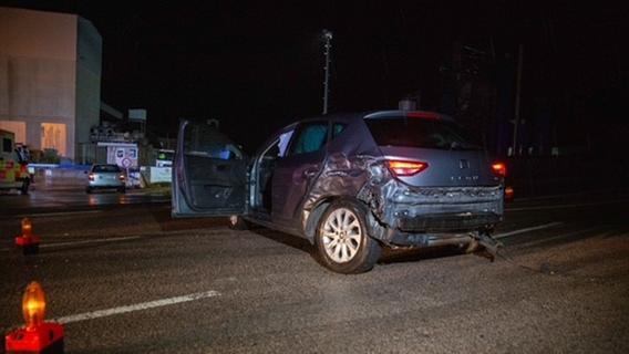 Unfallfahrer haut ab und raubt 100 Einsatzkräften den Schlaf