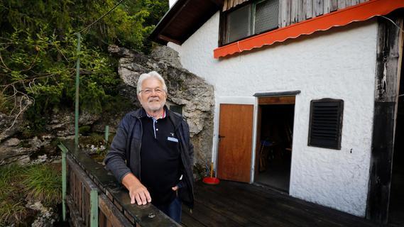 Traditionsverein aus Nürnberg: Hüttenromantik und Naturgenuss