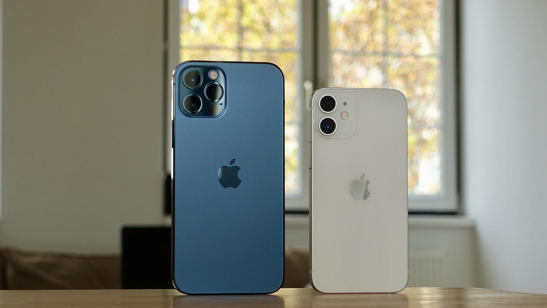 Apple bringt im September das neue iPhone 13 auf den Markt. Wie stark es sich vom iPhone 12 (hier im Bild) abhebt, ist noch nicht offiziell.