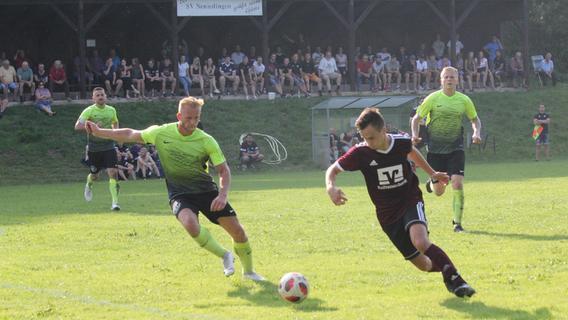 SG-Duell als Fußball-Highlight auf dem Weißenburger Jura