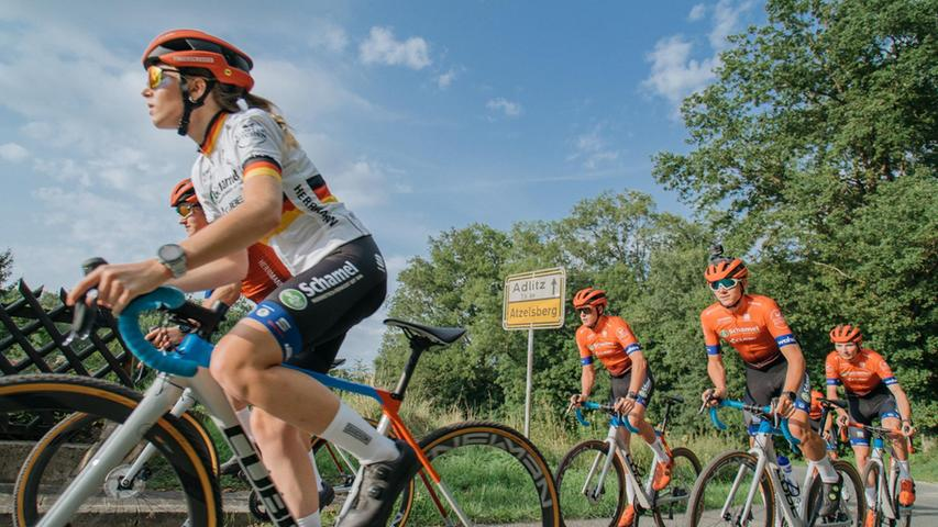 Das Team Schamel macht im Cyclo-Cross den nächsten Schritt