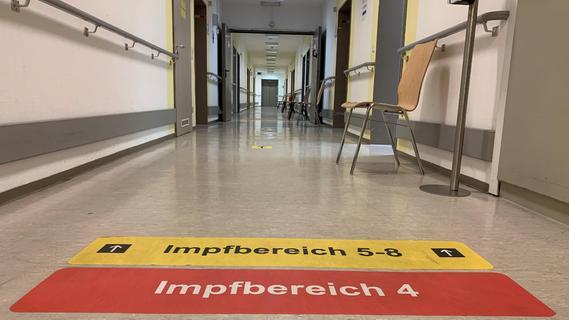 Spitzenreiter in Mittelfranken: Wie sich Fürths hohe Inzidenz zusammensetzt
